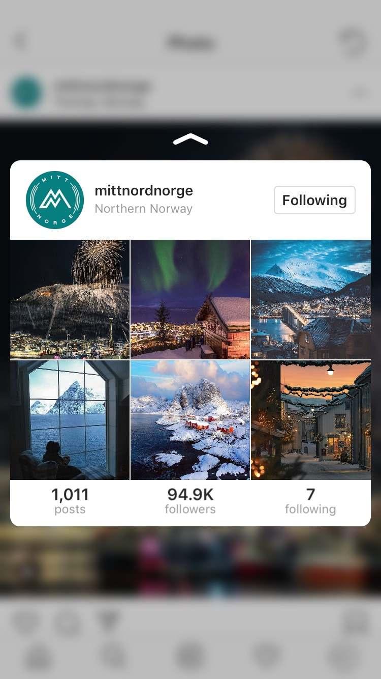 Northern Norway (@mittnordnorge)