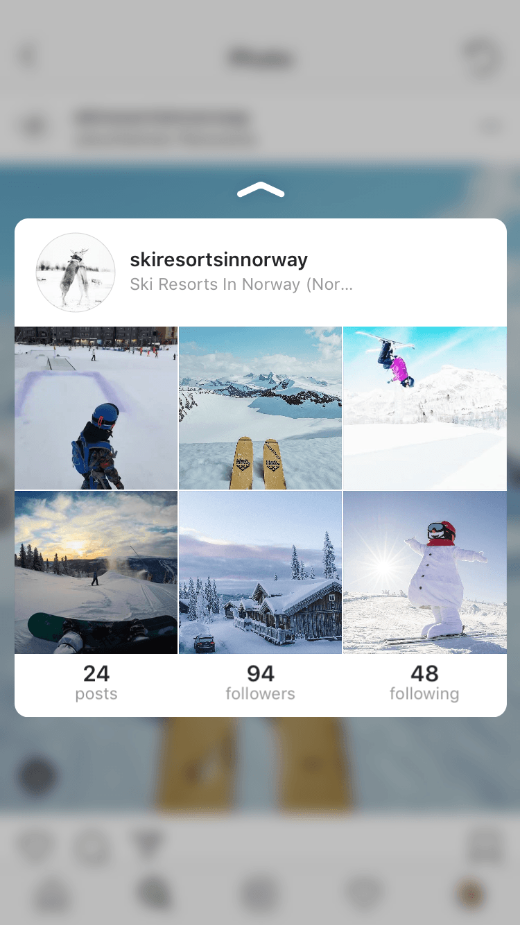 Ski Resorts In Norway (Norge)
