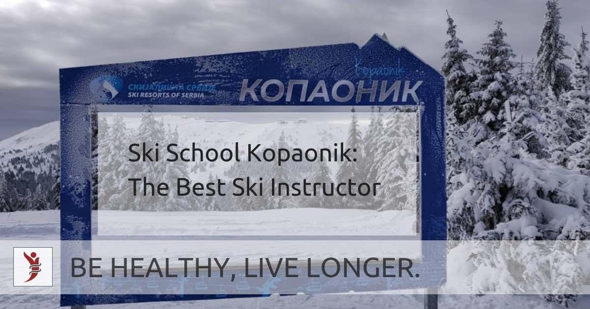 Ski School Kopaonik: The Best Ski Instructor