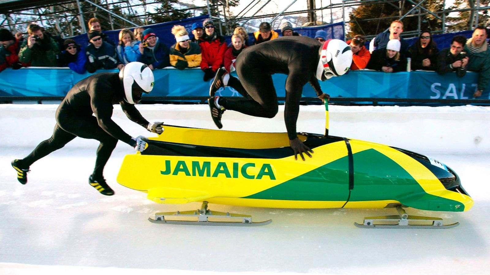 What is the most popular winter sport? Bobsled