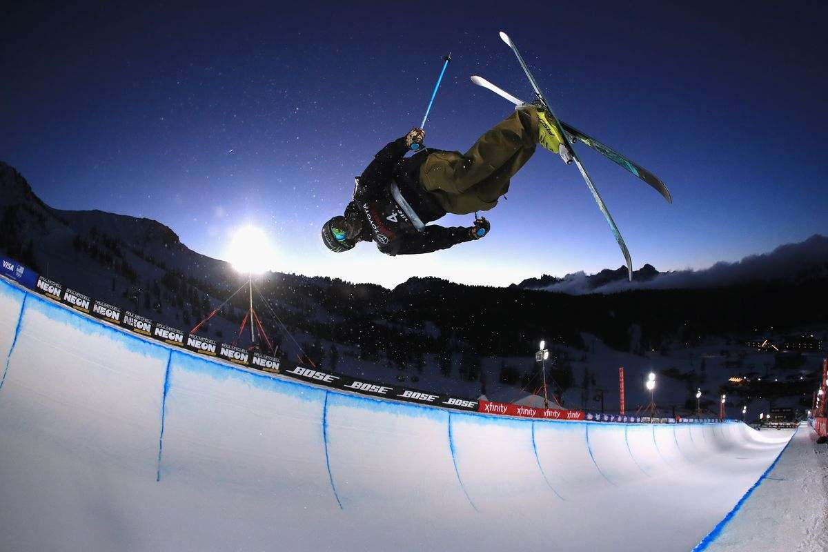 What is the most popular winter sport? Freestyle Skiing