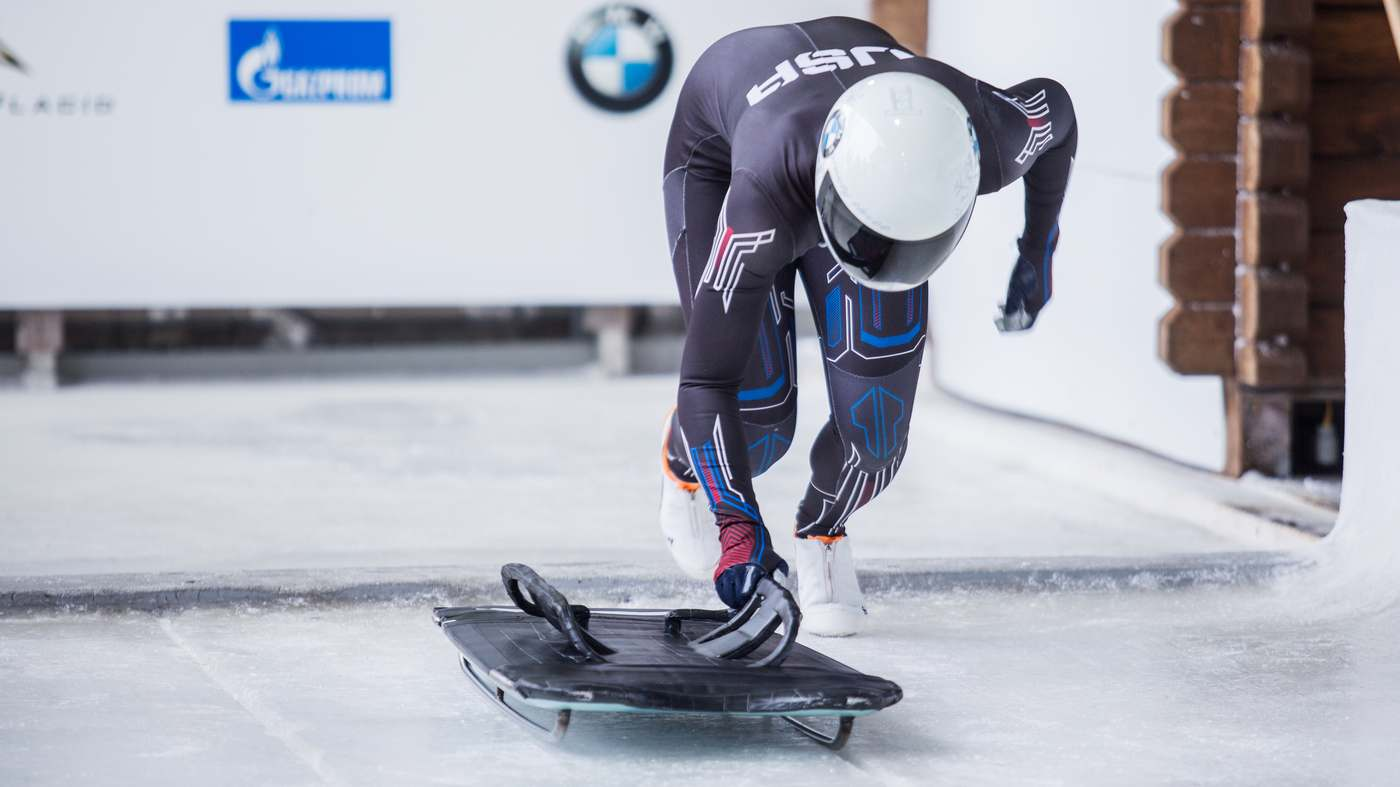 What is the most popular winter sport? Skeleton