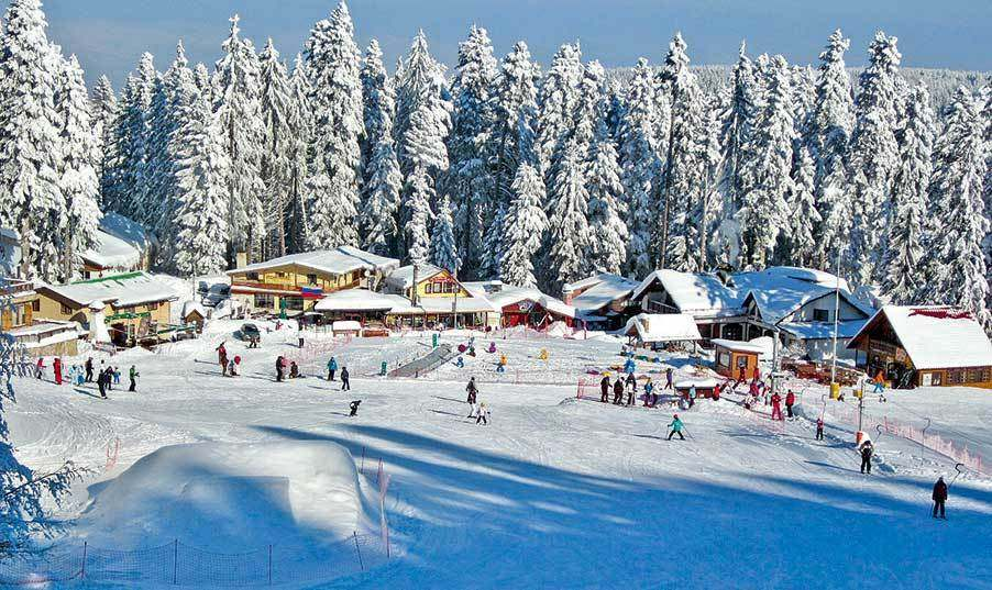 Where is the best place in the world to ski? Bansko