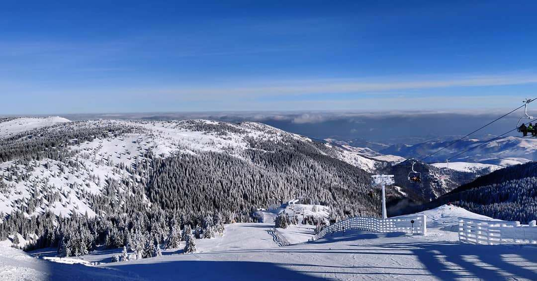 Where is the best place in the world to ski? Kopaonik