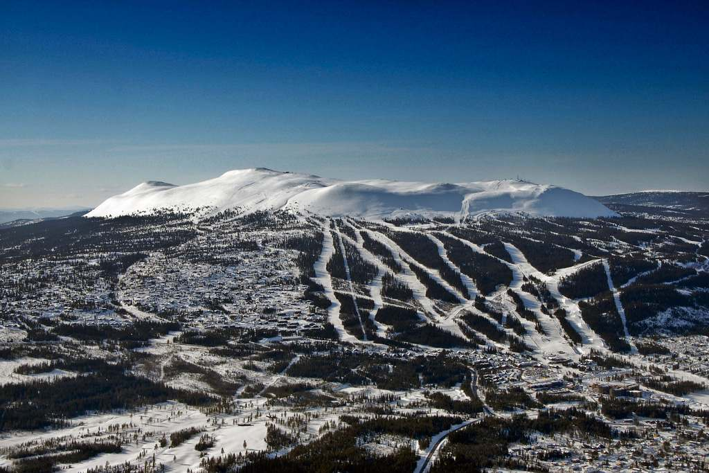 Where is the best place in the world to ski? Trysil