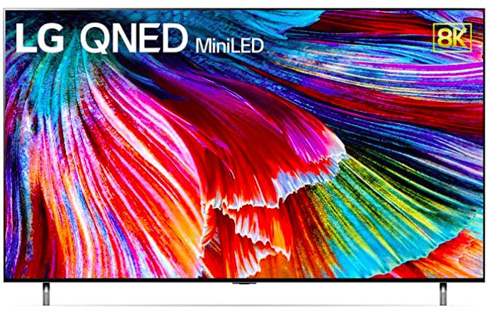 LG 75QNED99UPA Alexa Built-in QNED MiniLED 99 Series 75 8K Smart UHD NanoCell TV (2021)