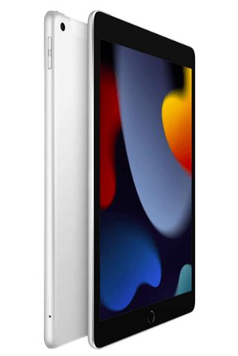 2021 Apple 10.2-inch iPad (Wi-Fi + Cellular, 64GB) - Silver