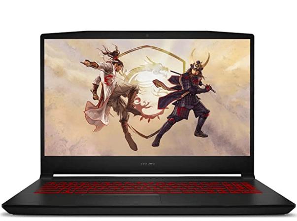 MSI Katana GF66 15.6 144Hz 3ms FHD Gaming Laptop Intel Core i7-11800H RTX3050TI 16GB 1TBNVMe SSD Win10